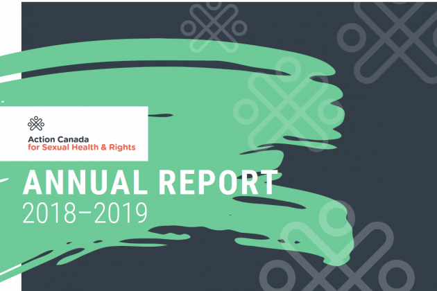 Cover of 2018-2019 Annual Report