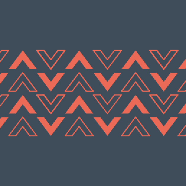 Arrow pattern on grey background